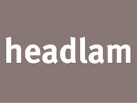 Logo headlam gordijnen