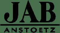 Logo jab anstoetz gordijnen